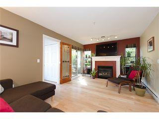 "Photo 2: 105 688 E 16TH Avenue in Vancouver: Fraser VE Condo for sale in ""VINTAGE EASTSIDE"" (Vancouver East)  : MLS®# V881898"
