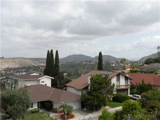 Photo 21: DEL CERRO House for sale : 4 bedrooms : 6176 Calle Empinada in San Diego