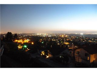Photo 2: DEL CERRO House for sale : 4 bedrooms : 6176 Calle Empinada in San Diego