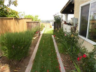 Photo 24: DEL CERRO House for sale : 4 bedrooms : 6176 Calle Empinada in San Diego