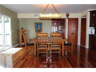 Photo 6: DEL CERRO House for sale : 4 bedrooms : 6176 Calle Empinada in San Diego