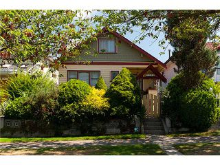 Photo 1: 5540 FLEMING Street in Vancouver: Knight House for sale (Vancouver East)  : MLS®# V910831
