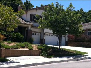 Photo 1: EAST ESCONDIDO House for sale : 3 bedrooms : 273 Oak Valley in Escondido