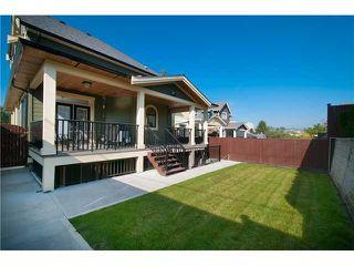 Photo 10: 815 2ND Street in New Westminster: GlenBrooke North House for sale : MLS®# V974369