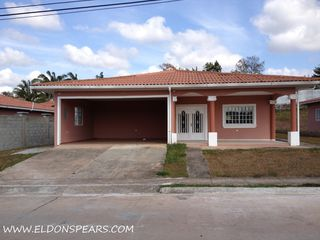 Photo 1: Large house for sale in El Espino, Panama