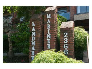 "Photo 4: 318 2366 WALL Street in Vancouver: Hastings Condo for sale in ""LANDMARK MARINER"" (Vancouver East)  : MLS®# V1031253"