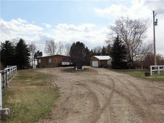 Photo 1: 29342 RANGE RD 275: Rural Mountain View County Residential Detached Single Family for sale : MLS®# C3614784