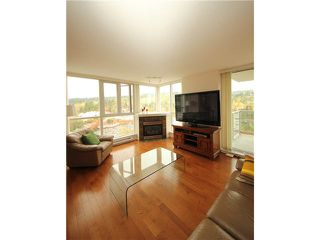 "Photo 2: 1607 235 GUILDFORD Way in Port Moody: North Shore Pt Moody Condo for sale in ""SINCLAIR"" : MLS®# V1092650"