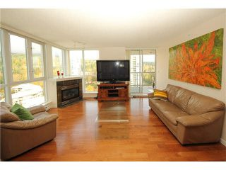 "Photo 3: 1607 235 GUILDFORD Way in Port Moody: North Shore Pt Moody Condo for sale in ""SINCLAIR"" : MLS®# V1092650"