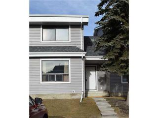 Photo 1: 49 4360 58 Street NE in Calgary: Temple House for sale : MLS®# C3651001