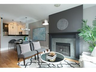 "Photo 9: PH17 511 W 7TH Avenue in Vancouver: Fairview VW Condo for sale in ""BEVERLY GARDENS"" (Vancouver West)  : MLS®# R2001125"