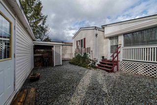 "Photo 19: 29 41168 LOUGHEED Highway in Mission: Dewdney Deroche Manufactured Home for sale in ""OASIS COUNTRY ESTATES"" : MLS®# R2042355"