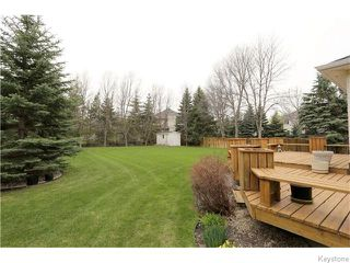 Photo 15: 19 GLENLIVET Way in East St Paul: Birdshill Area Residential for sale (North East Winnipeg)  : MLS®# 1605125