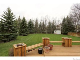 Photo 19: 19 GLENLIVET Way in East St Paul: Birdshill Area Residential for sale (North East Winnipeg)  : MLS®# 1605125