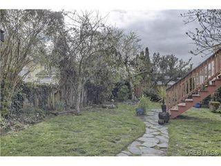 Photo 16: 2857 Shakespeare Street in VICTORIA: Vi Oaklands Single Family Detached for sale (Victoria)  : MLS®# 361887
