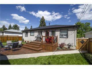 Photo 27: 8723 34 Avenue NW in Calgary: Bowness House for sale : MLS®# C4053792