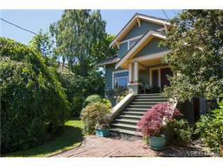 Photo 2: 1050 Monterey Avenue in VICTORIA: OB South Oak Bay Single Family Detached for sale (Oak Bay)  : MLS®# 364853