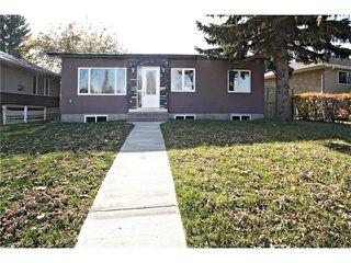 Photo 1: 4319 5 Avenue SW in Calgary: Wildwood House for sale : MLS®# C4066170