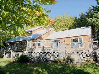 Main Photo: 758290 2nd Line in Mulmur: Rural Mulmur House (Bungaloft) for sale : MLS®# X3630097