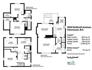 Photo 19: 1969 MCNICOLL Avenue in Vancouver: Kitsilano House for sale (Vancouver West)  : MLS®# R2121381
