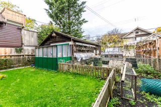 Photo 15: 1969 MCNICOLL Avenue in Vancouver: Kitsilano House for sale (Vancouver West)  : MLS®# R2121381