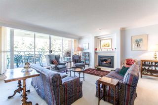 "Photo 4: 1502 5615 HAMPTON Place in Vancouver: University VW Condo for sale in ""BALMORAL"" (Vancouver West)  : MLS®# R2132292"