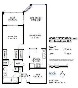 "Photo 20: 306 12155 191B Street in Pitt Meadows: Central Meadows Condo for sale in ""EDGEPARK MANOR"" : MLS®# R2148640"
