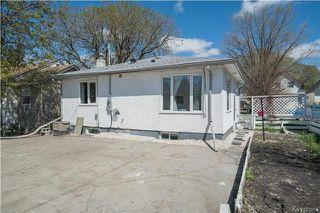 Photo 18: 370 Kensington Street in Winnipeg: St James Residential for sale (5E)  : MLS®# 1711577