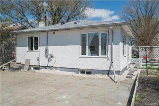 Photo 17: 370 Kensington Street in Winnipeg: St James Residential for sale (5E)  : MLS®# 1711577