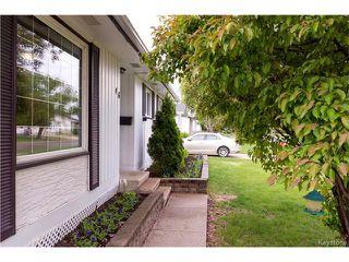Photo 2: 46 Leeds Avenue in Winnipeg: Fort Richmond Residential for sale (1K)  : MLS®# 1713874