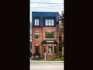 Photo 1: 845 E Dundas Street in Toronto: South Riverdale House (3-Storey) for sale (Toronto E01)  : MLS®# E3823718