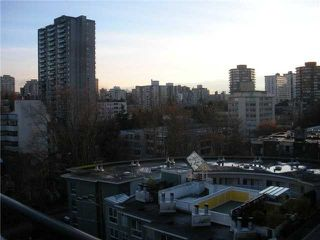 "Photo 8: # 908 1720 BARCLAY ST in Vancouver: West End VW Condo for sale in ""LANDCASTER GATE"" (Vancouver West)  : MLS®# V1096242"
