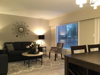 Photo 4: 10 3046 COAST MERIDIAN Road in Port Coquitlam: Birchland Manor Townhouse for sale : MLS®# R2224769