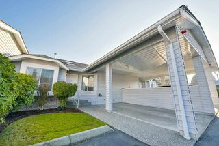 """Photo 3: 16 2989 TRAFALGAR Street in Abbotsford: Central Abbotsford Townhouse for sale in """"Summer Wynd Meadows"""" : MLS®# R2228154"""