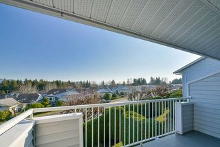 """Photo 17: 16 2989 TRAFALGAR Street in Abbotsford: Central Abbotsford Townhouse for sale in """"Summer Wynd Meadows"""" : MLS®# R2228154"""