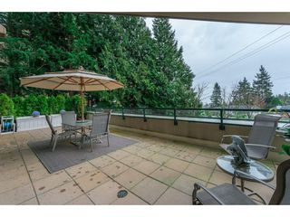 "Photo 18: 102 14824 NORTH BLUFF Road: White Rock Condo for sale in ""The Belaire"" (South Surrey White Rock)  : MLS®# R2247424"