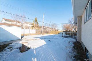 Photo 20: 291 Woodbine Avenue in Winnipeg: Riverbend Residential for sale (4E)  : MLS®# 1807984