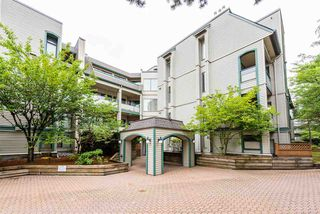 "Photo 1: 418 2915 GLEN Drive in Coquitlam: North Coquitlam Condo for sale in ""Glenborough"" : MLS®# R2289073"