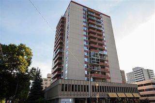 Main Photo: 901 10011 116 Street in Edmonton: Zone 12 Condo for sale : MLS®# E4126862