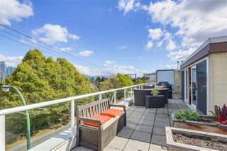 Photo 20: 301 1184 W 6TH Avenue in Vancouver: Fairview VW Townhouse for sale (Vancouver West)  : MLS®# R2301345