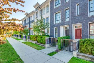 Main Photo: 121 548 FOSTER Avenue in Coquitlam: Coquitlam West Townhouse for sale : MLS®# R2316833