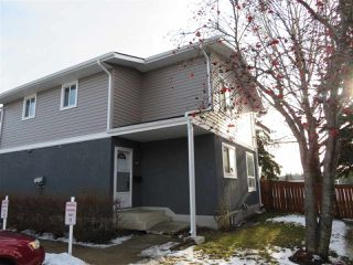 Main Photo: 584 LAKEWOOD Road N in Edmonton: Zone 29 Townhouse for sale : MLS®# E4136517
