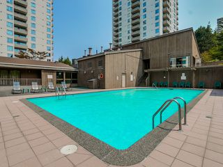 """Photo 5: 1205 4160 SARDIS Street in Burnaby: Central Park BS Condo for sale in """"CENTRAL PARK PLACE"""" (Burnaby South)  : MLS®# R2335283"""