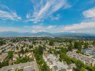 """Photo 2: 1205 4160 SARDIS Street in Burnaby: Central Park BS Condo for sale in """"CENTRAL PARK PLACE"""" (Burnaby South)  : MLS®# R2335283"""