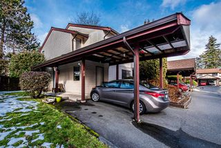 """Photo 1: 55 13990 74TH Avenue in Surrey: East Newton Townhouse for sale in """"Wedgewood Estates"""" : MLS®# R2341668"""