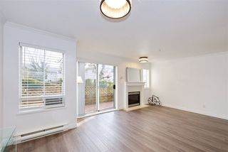 """Photo 2: 102 3128 FLINT Street in Port Coquitlam: Glenwood PQ Condo for sale in """"FRASER COURT TERRACE"""" : MLS®# R2347343"""