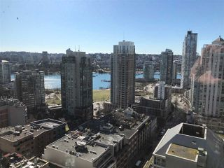 """Photo 1: 2402 1155 HOMER Street in Vancouver: Yaletown Condo for sale in """"CITY CREST"""" (Vancouver West)  : MLS®# R2348224"""