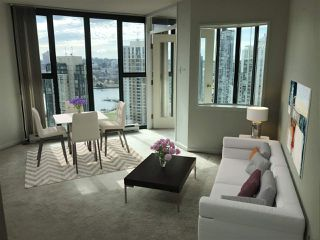 "Photo 1: 2402 1155 HOMER Street in Vancouver: Yaletown Condo for sale in ""CITY CREST"" (Vancouver West)  : MLS®# R2348224"