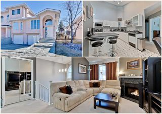Main Photo: 8 11105 9 Avenue in Edmonton: Zone 16 Townhouse for sale : MLS®# E4151198