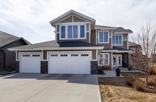 Main Photo: 605 WINDERMERE Court in Edmonton: Zone 56 House for sale : MLS®# E4151764